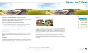 AerialPix 360° Site Design