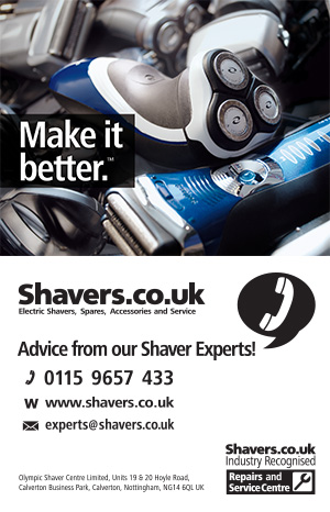 Shavers UK – shaver rubbish pile version